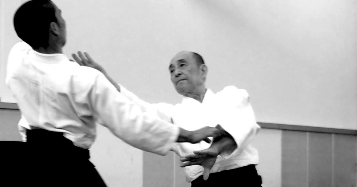 Shimamoto Shihan Aikido